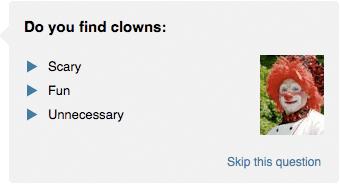 Hunch clowns