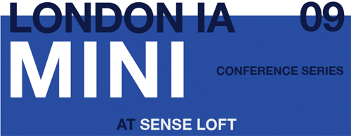 London IA Mini logo