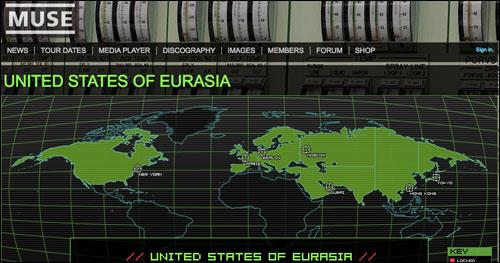 Muse Eurasia game