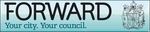 Birmingham Council Forward banner