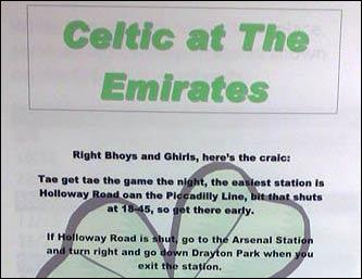 Celtic Tube Poster