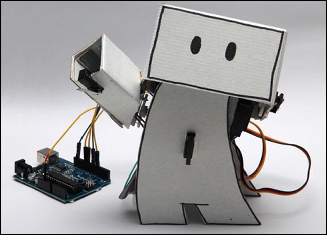 Ken Lim's Guardian Robot