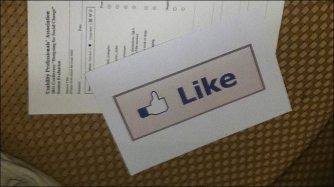 Like Button Card