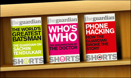 Guardian Shorts Autumn Titles 2011