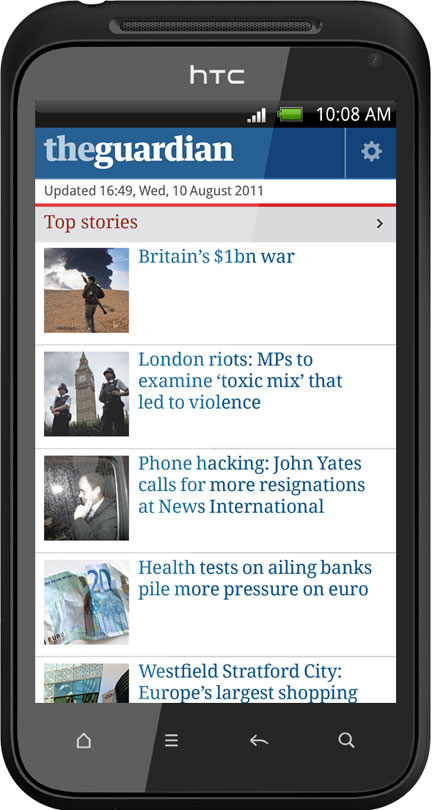 Guardian Android Phone