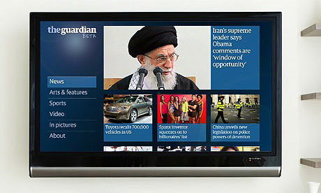 Guardian Google TV App