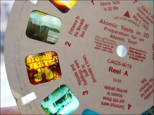 3d Atomic Tests