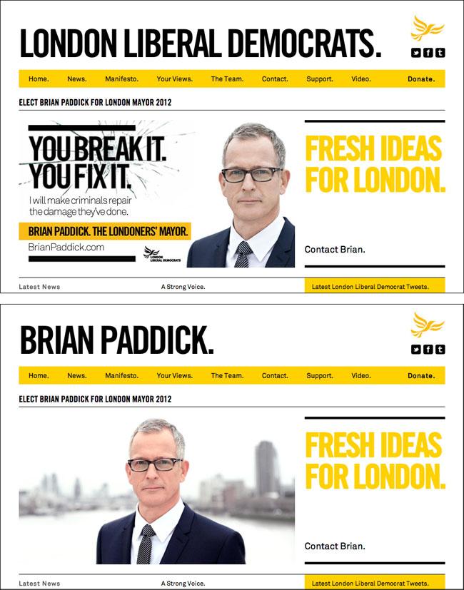 Libdem Homepage