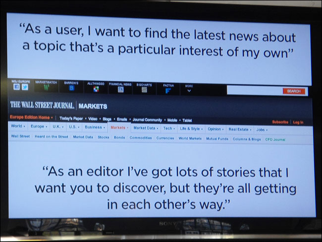 Itv News Use Case Quotes