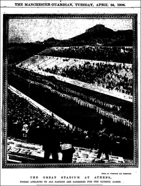 1906 Opening Ceremony