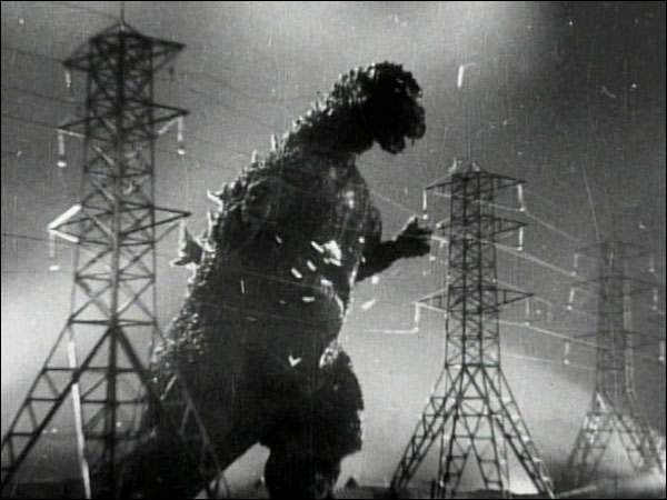 Godzilla Destroying Journalism
