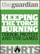 Keeping the torch burning cover
