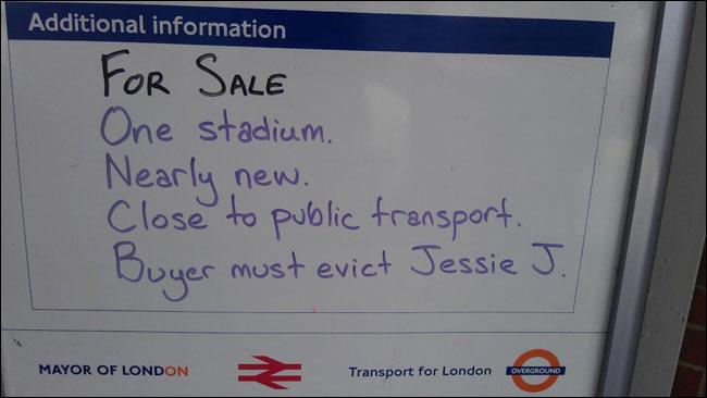 Evict Jesse