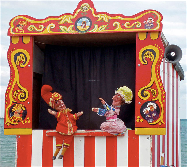 Euroia Punch Judy
