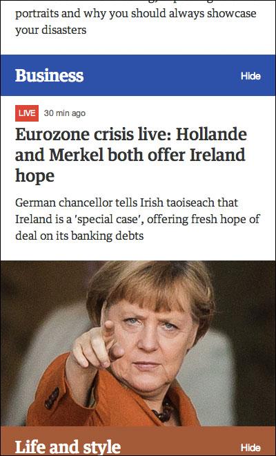 Beta Guardian Merkel