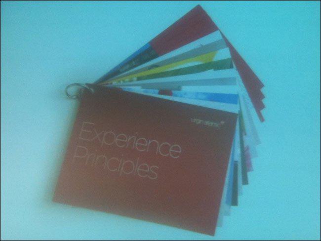 Virgin Experience Principles
