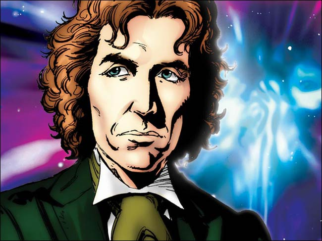 Paul McGann in Shada