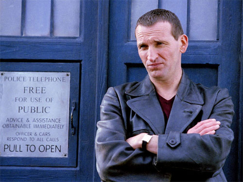 2005 Christopher Eccleston