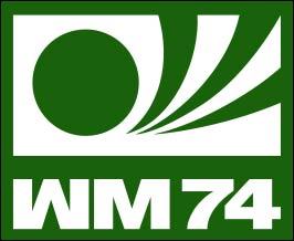 1974 World Cup logo
