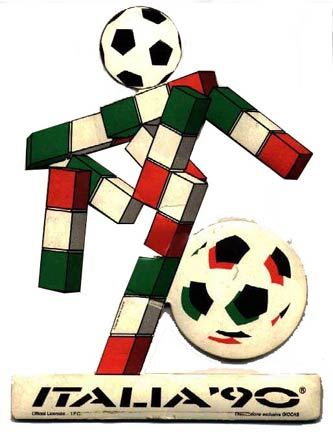 Africa in the FIFA World Cup: Italia 90. 1990 World Cup mascot