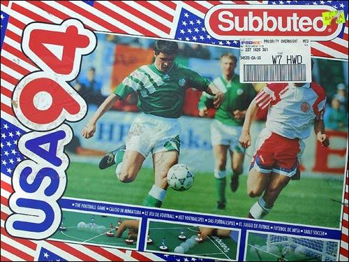 1994 Subbuteo set