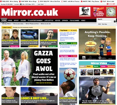 New Mirror.co.uk
