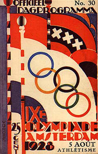 1928 Olympic Programme