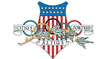 1932 Los Angeles Olympic logo