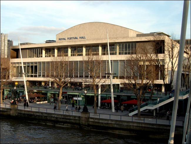 South Bank Centre photo by