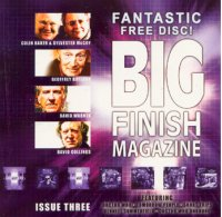 Big Finish Magazine #3