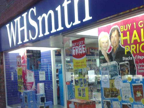 WH Smith in Walthamstow