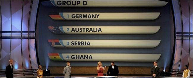 2010 draw group D