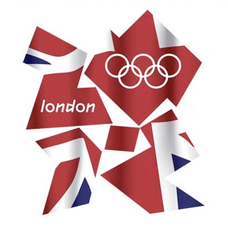 Union Jack 2012 Olympic logo